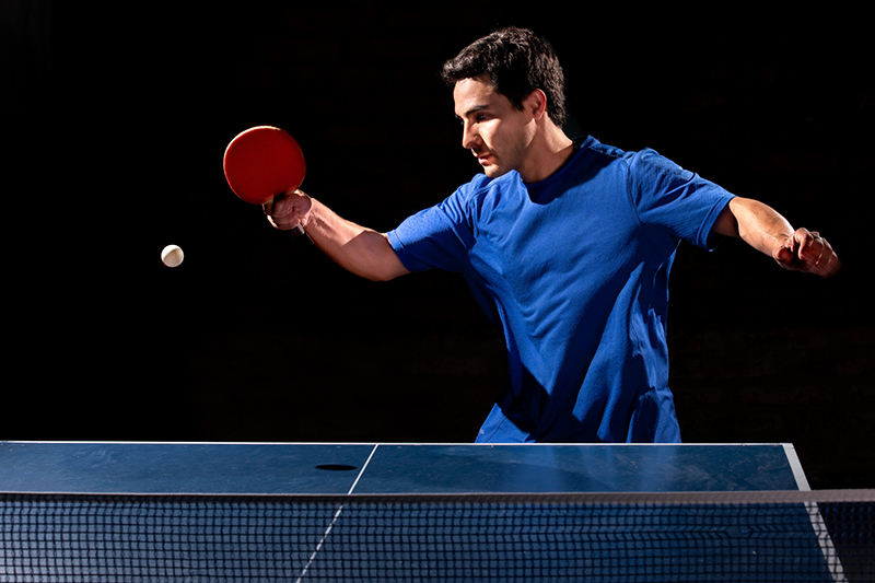 The Most Famous Table Tennis Players Of All Time - Custom Table Tennis