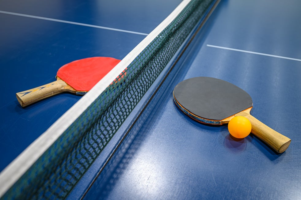 I entered the strange world of eastern European local table tennis during lockdown – I wouldn't recommend it | The Independent