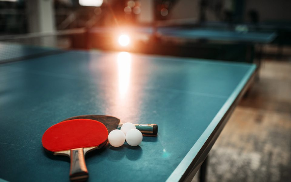Researchers Have Built A Flexible, Smart And Self-Powered Ping Pong Table - Science