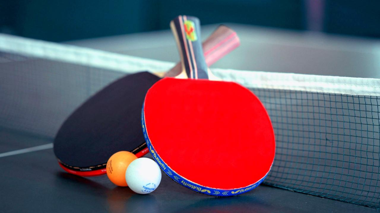 Free table tennis club - Parkside Academy